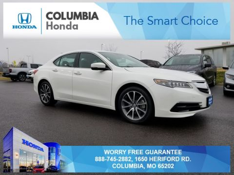Pre-Owned 2016 Acura TLX 3.5L V6 FWD 4D Sedan