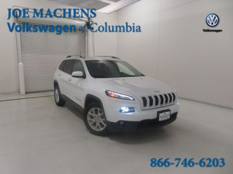 Pre-Owned 2018 Jeep Cherokee  FWD 4D Sport Utility
