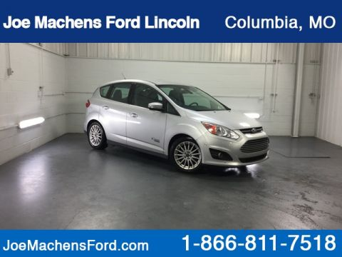 Pre-Owned 2015 Ford C-Max Energi SEL FWD 4D Hatchback