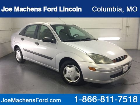 Pre-Owned 2003 Ford Focus LX FWD 4D Sedan
