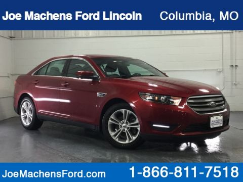 Pre-Owned 2016 Ford Taurus SEL FWD 4D Sedan
