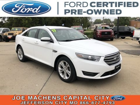 Pre-Owned 2017 Ford Taurus SEL FWD 4D Sedan