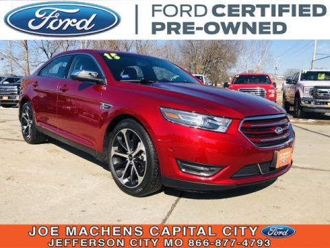 Pre-Owned 2015 Ford Taurus Limited FWD 4D Sedan