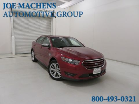 Pre-Owned 2017 Ford Taurus Limited FWD 4D Sedan