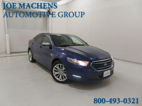 Pre-Owned 2014 Ford Taurus Limited AWD 4D Sedan