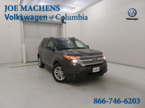 Pre-Owned 2015 Ford Explorer XLT AWD 4D Sport Utility
