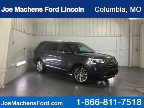 Pre-Owned 2016 Ford Explorer XLT AWD 4D Sport Utility