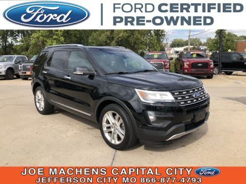 Pre-Owned 2016 Ford Explorer Limited AWD 4D Sport Utility