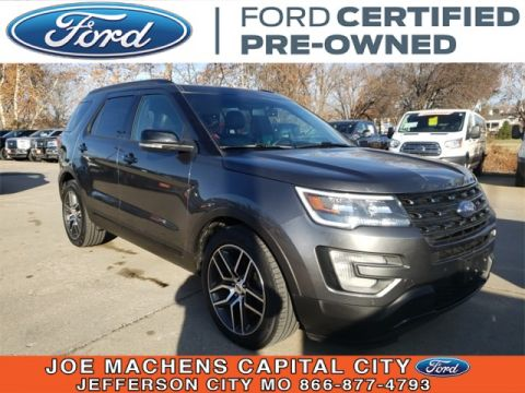 Pre-Owned 2016 Ford Explorer Sport AWD 4D Sport Utility