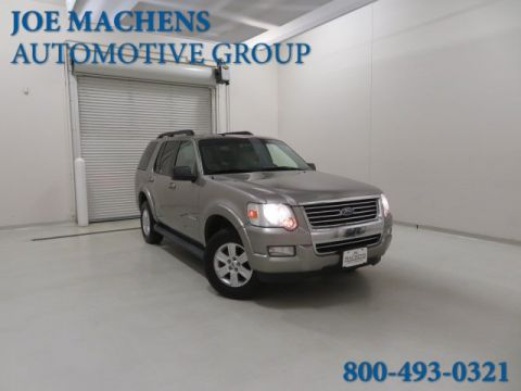 Pre-Owned 2008 Ford Explorer XLT 4WD 4D Sport Utility