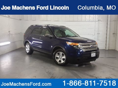 Pre-Owned 2011 Ford Explorer Base FWD 4D Sport Utility