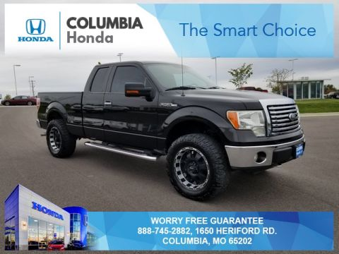 Pre-Owned 2010 Ford F-150 XLT 4WD Standard Bed