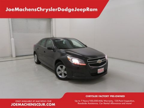 Pre-Owned 2013 Chevrolet Malibu LS FWD 4D Sedan