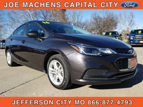 Pre-Owned 2016 Chevrolet Cruze LT FWD 4D Sedan