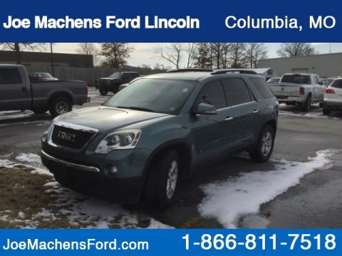 Pre-Owned 2009 GMC Acadia SLT-1 AWD 4D Sport Utility