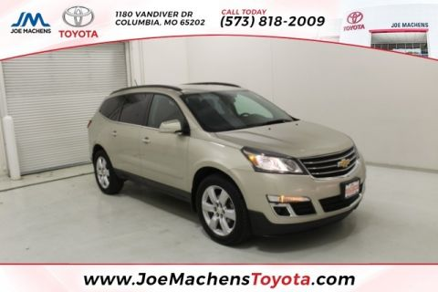 Pre-Owned 2016 Chevrolet Traverse LT AWD 4D Sport Utility