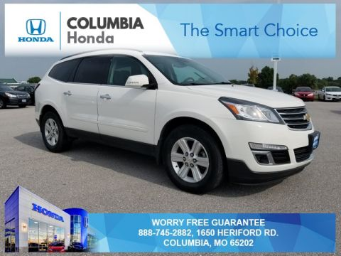 Pre-Owned 2013 Chevrolet Traverse 2LT AWD 4D Sport Utility