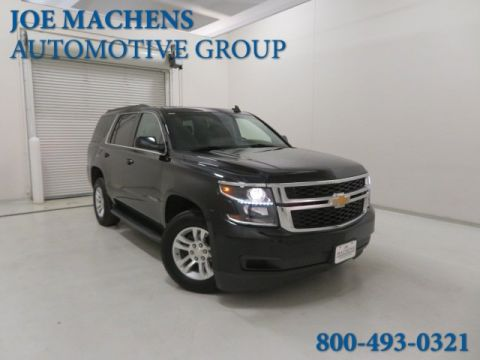 Pre-Owned 2018 Chevrolet Tahoe LT 4WD 4D Sport Utility