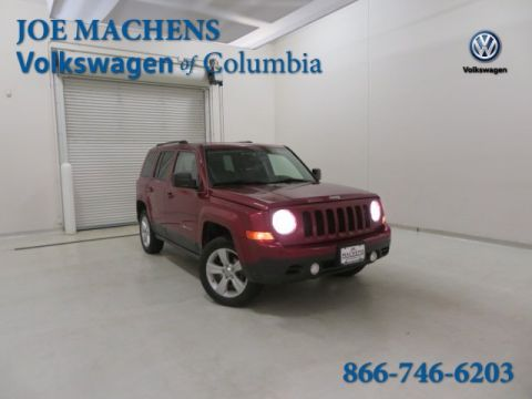 Pre-Owned 2011 Jeep Patriot Sport 4WD 4D Sport Utility