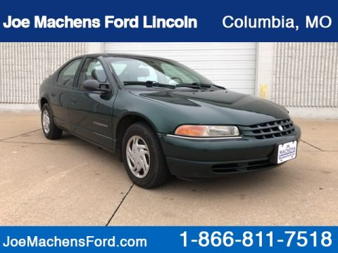 Pre-Owned 1999 Plymouth Breeze Base FWD 4D Sedan