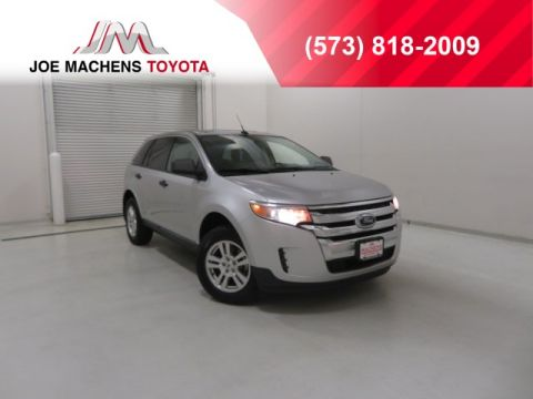 Pre-Owned 2011 Ford Edge SE FWD 4D Sport Utility