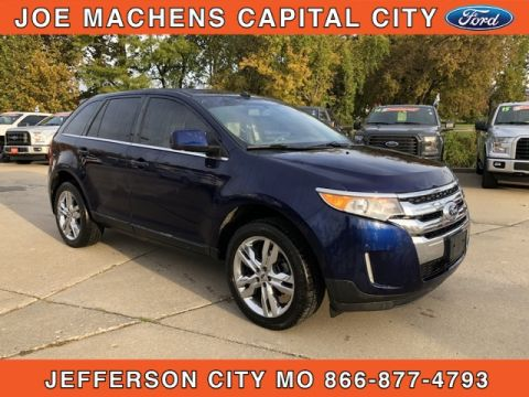 Pre-Owned 2011 Ford Edge Limited FWD 4D Sport Utility