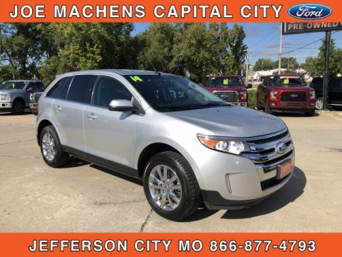 Pre-Owned 2014 Ford Edge Limited AWD 4D Sport Utility