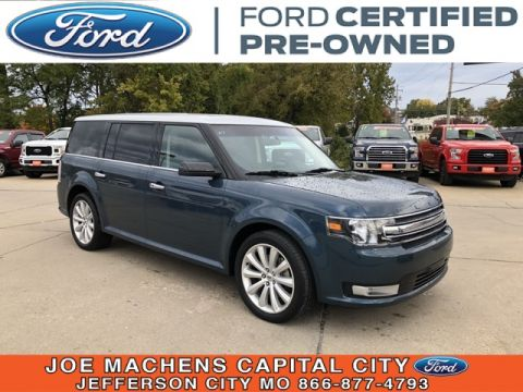 Pre-Owned 2016 Ford Flex SEL FWD 4D Sport Utility