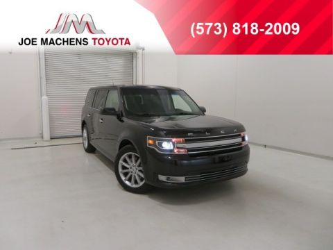 Pre-Owned 2017 Ford Flex Limited AWD 4D Sport Utility