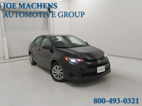 Pre-Owned 2017 Toyota Corolla LE FWD 4D Sedan