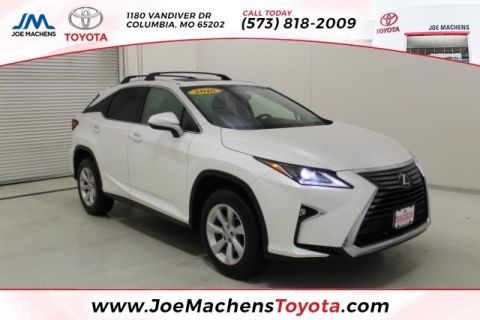 Pre-Owned 2016 Lexus RX 350 AWD 4D Sport Utility