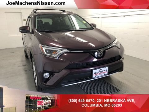 Pre-Owned 2016 Toyota RAV4 Limited AWD 4D Sport Utility
