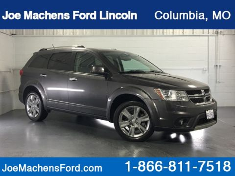 Pre-Owned 2015 Dodge Journey Limited FWD 4D Sport Utility