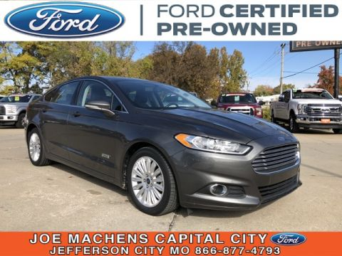 Pre-Owned 2016 Ford Fusion Energi SE Luxury FWD 4D Sedan