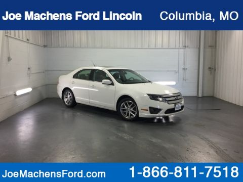 Pre-Owned 2010 Ford Fusion SEL FWD 4D Sedan