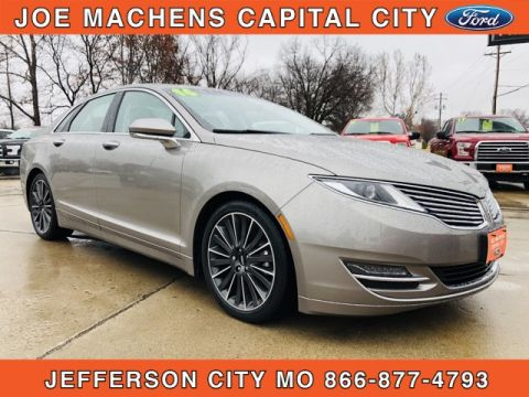 Pre-Owned 2016 Lincoln MKZ Hybrid FWD 4D Sedan