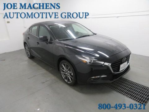 New 2018 Mazda3 Grand Touring FWD 4D Sedan