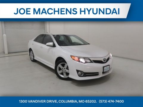Pre-Owned 2013 Toyota Camry SE FWD 4D Sedan