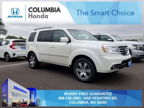 Pre-Owned 2015 Honda Pilot Touring 4WD 4D Sport Utility