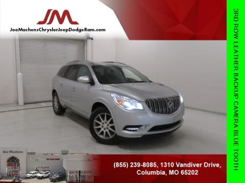 Pre-Owned 2016 Buick Enclave Leather Group FWD 4D Sport Utility