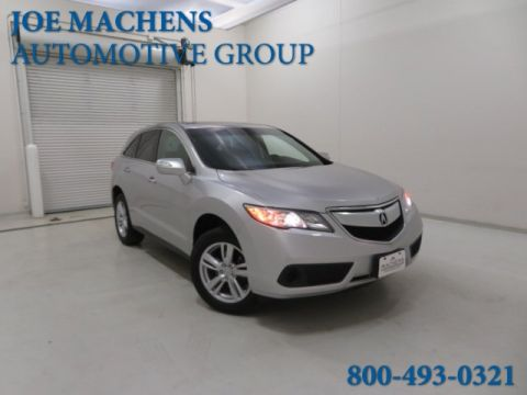 Pre-Owned 2015 Acura RDX Base AWD 4D Sport Utility