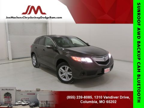 Pre-Owned 2014 Acura RDX Base AWD 4D Sport Utility