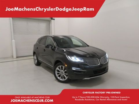 Pre-Owned 2015 Lincoln MKC Base AWD 4D Sport Utility