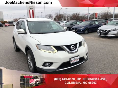 Pre-Owned 2014 Nissan Rogue SL AWD 4D Sport Utility