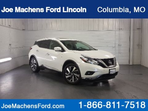 Pre-Owned 2015 Nissan Murano Platinum AWD 4D Sport Utility