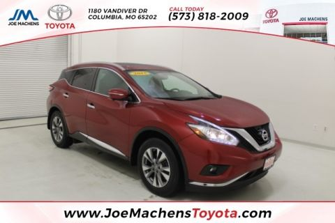 Pre-Owned 2015 Nissan Murano SL AWD 4D Sport Utility