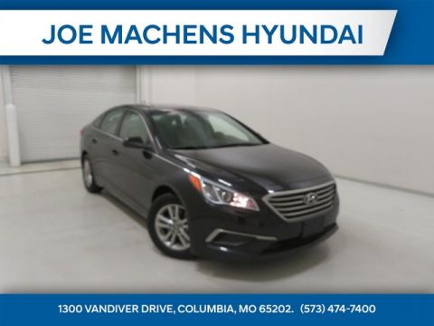 Pre-Owned 2017 Hyundai Sonata SE FWD 4D Sedan