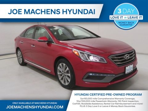 Pre-Owned 2017 Hyundai Sonata Limited FWD 4D Sedan