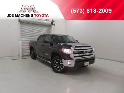 Pre-Owned 2016 Toyota Tundra TRD Off Road 4WD 4D CrewMax