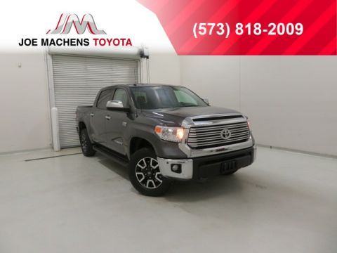 Pre-Owned 2016 Toyota Tundra Limited 4WD 4D CrewMax